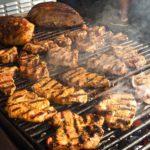 Grill Steak, Braten und mehr